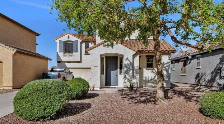 1927 SF Home in Surprise Arizona