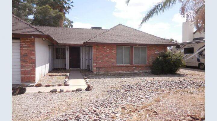 1578 SF Home in Glendale Arizona