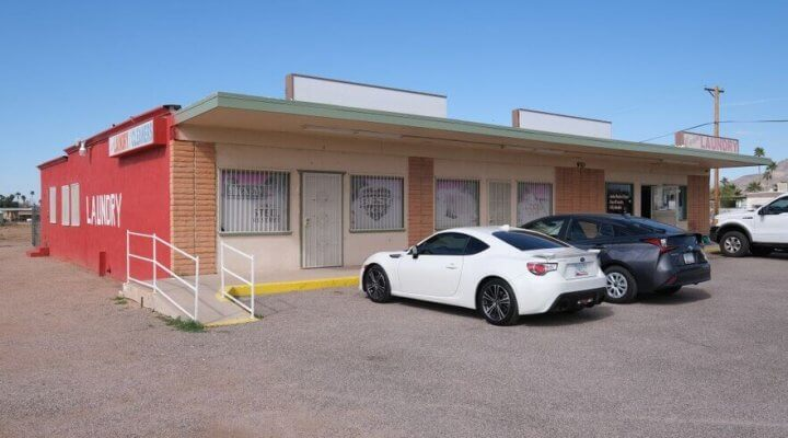 3808 SF Retail Building in Apache Junction Arizona