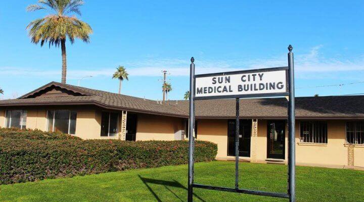 3875 SF Medical Office in Sun City Arizona