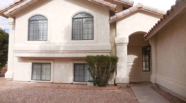 Attorney General's Office – Seized and Forfeited Asset – 2,515 SF Home in Tucson, AZ