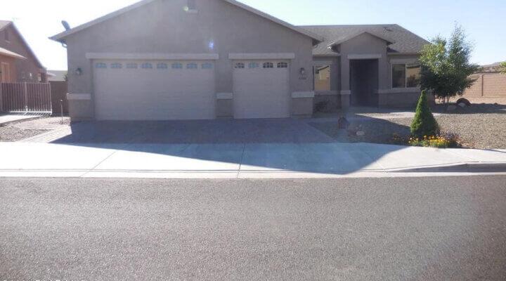 Fiduciary for a 2,063 SF Home in Prescott Valley, AZ