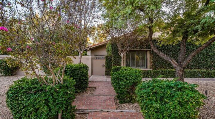 Special Real Estate Commissioner Over a 3,131 SF Home in Scottsdale, AZ