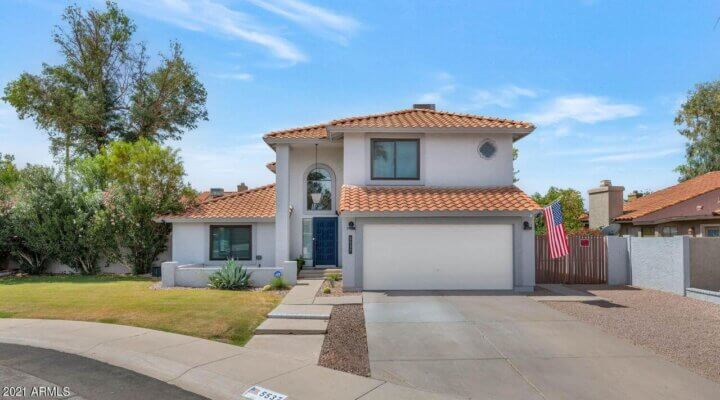 Special Real Estate Commissioner Over a 2,152 SF Home in Scottsdale, AZ