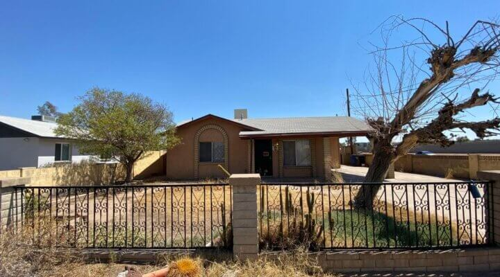 Special Real Estate Commissioner Assignment for a 1,210 SF Home in Tempe, AZ