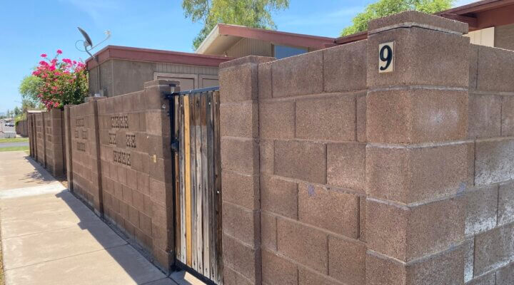 Special Commissioner Assignment of a 936 SF Patio Home in Mesa, AZ