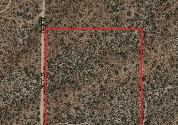 10 Acre Lot in Marana Arizona