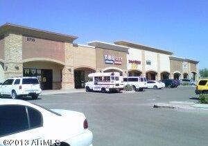 13,861 Retail Center in Tempe AZ