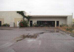 17721 SF Industrial Building in Mesa Arizona