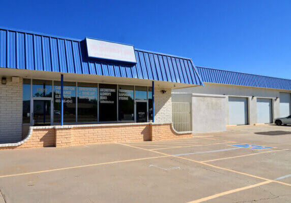 3.996 SF Retail Building in Fountain Hills Arizona
