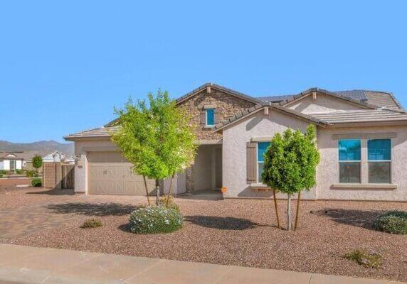 3110 SF Home in Goodyear Arizona