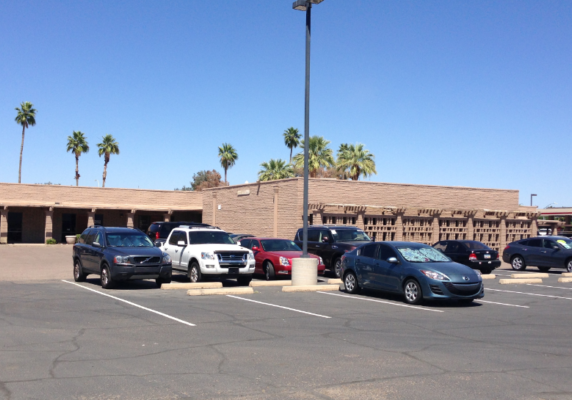 Chapter 11 Trustee Over Multi-Tenant Office Buildings in Tempe, Arizona