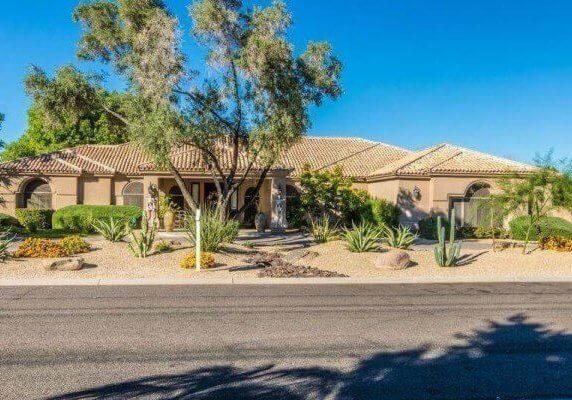 3875 SF Home in Peoria Arizona