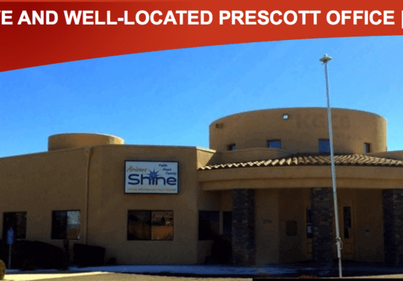 4,747 SF Well-Located Office Building, Prescott