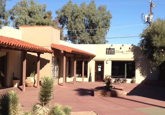 Multi-Tenant Retail Building in Old Town Scottsdale, Arizona