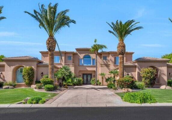 6213 SF Luxury Home in Mesa Arizona