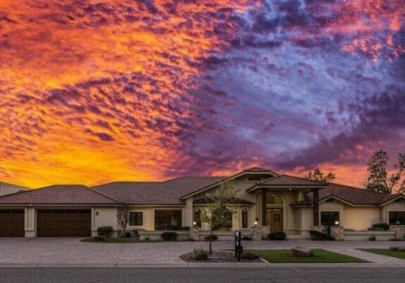 6485 SF home in Paradise Valley Arizona