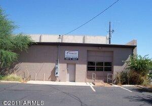 6552 SF Industrial Building in Phoenix Arizona