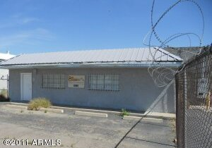 6600 SF Industrial Building in Phoenix Arizona