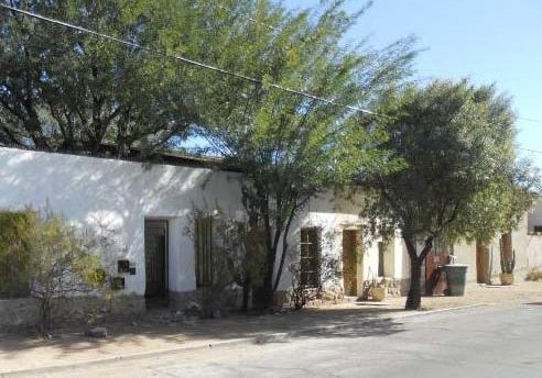 Multi-Family Buildings in Historic District in Tucson, Arizona