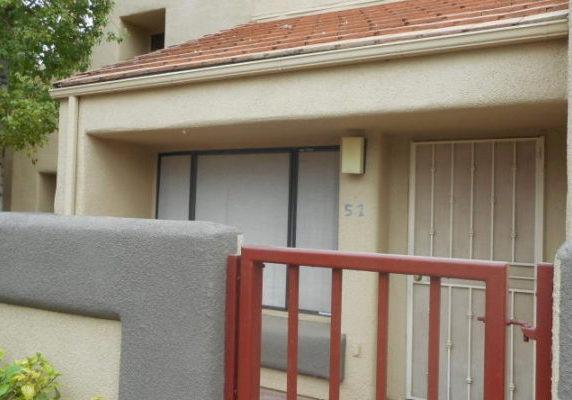 650 SF Townhouse In Mesa, Arizona