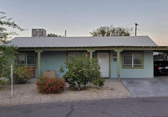 955 SF Home in Phoenix Arizona