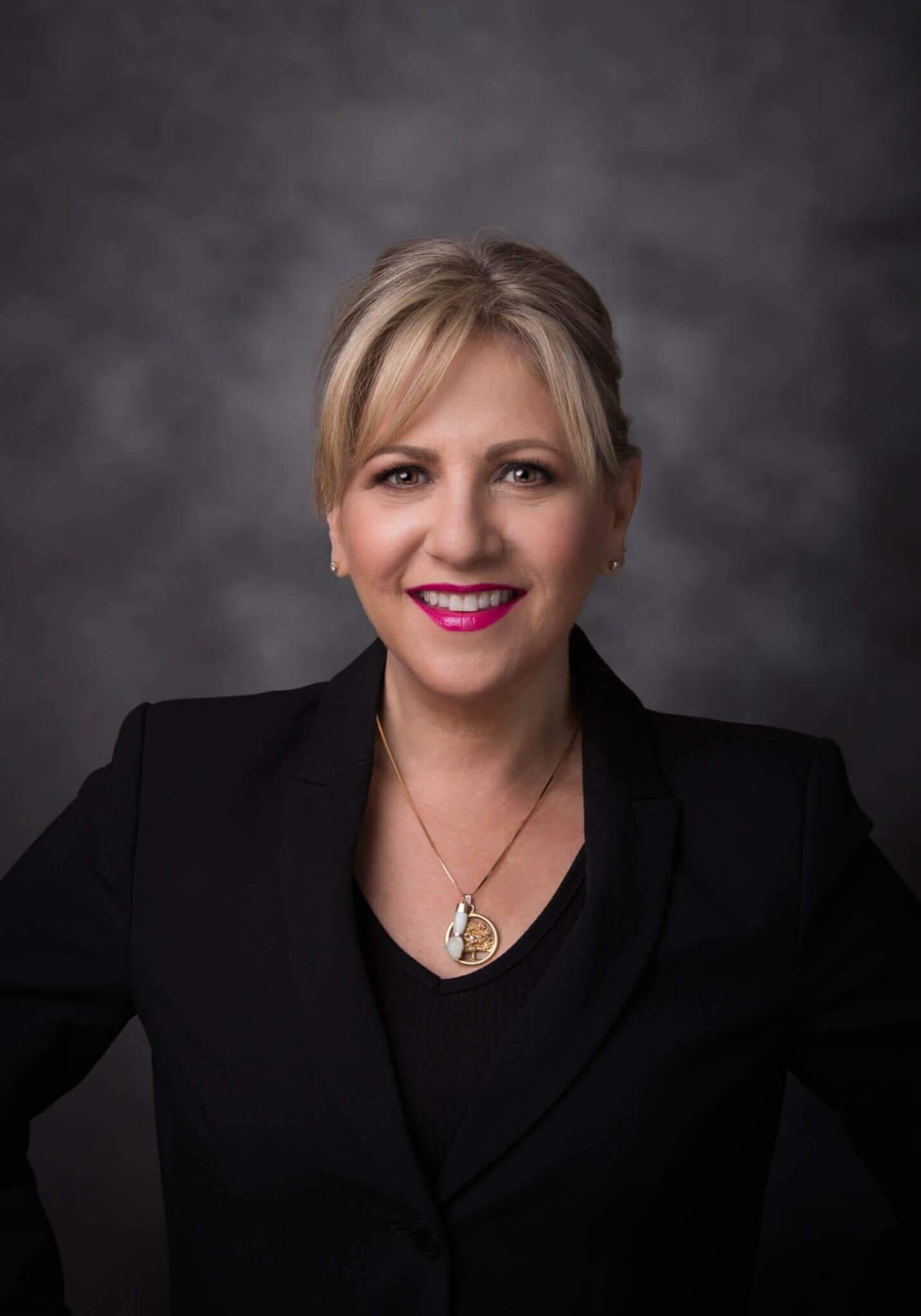 Andrea Engelsberg from ROI Properties