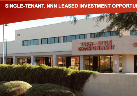 Single Tenant, NNN Leased Investment Opportunity